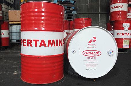 Jual Oli Industrial Hydraulic Oils | PT. Karya Prima Sukses